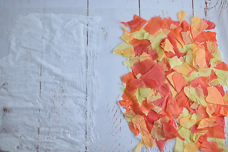 stained-glass-leaves-tissue-glue