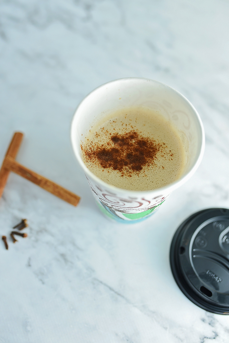 chai tea latte recipe sarah halstead. Black Bedroom Furniture Sets. Home Design Ideas