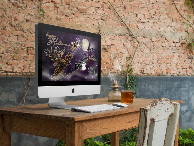 Halloween Desktop Background