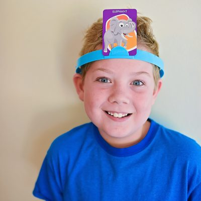 Get Your Head in the Game with Hedbanz™ Electronic