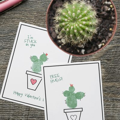 Classroom Valentine's Day Printable Cards