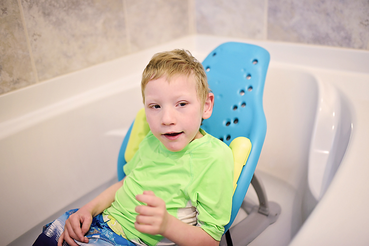 Splashy Bath Seat | Adaptive Equipment