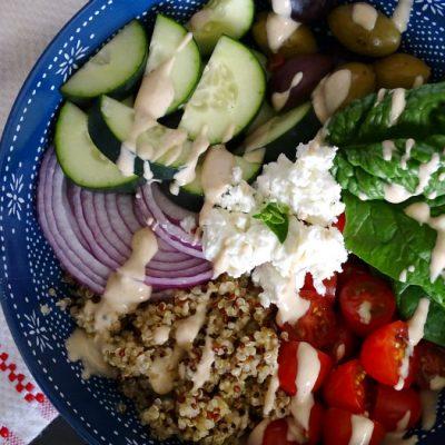 Summer Salads & Dips