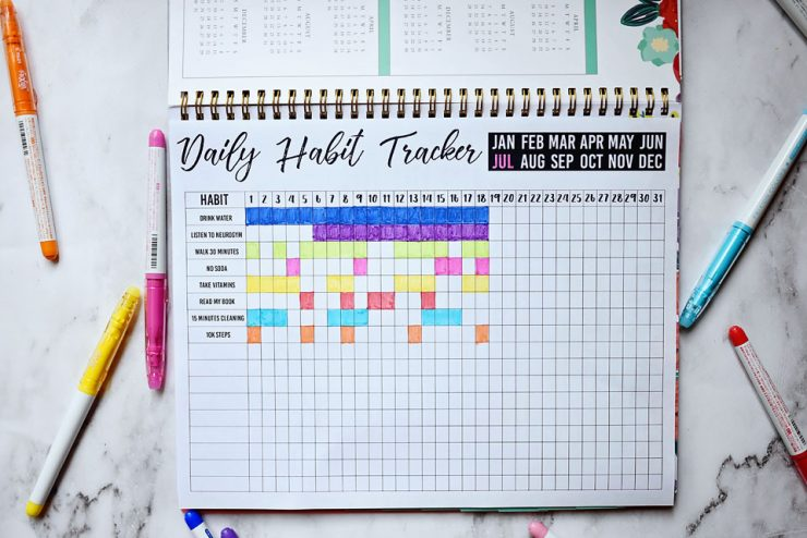 Daily Habit Tracker
