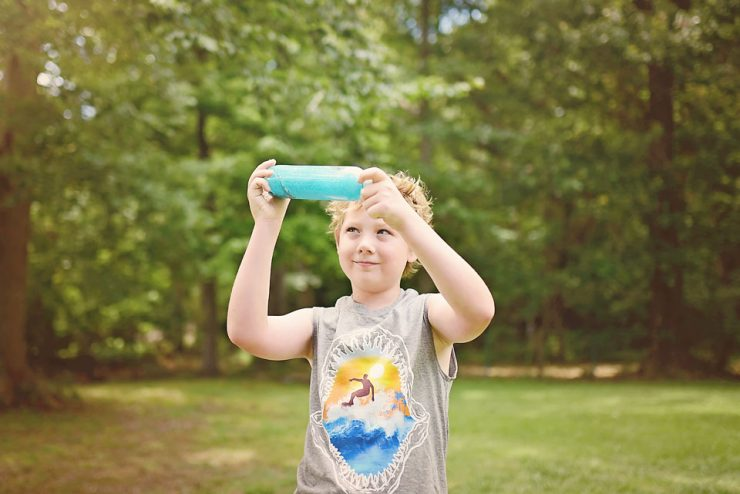 Shark Sensory Bottle
