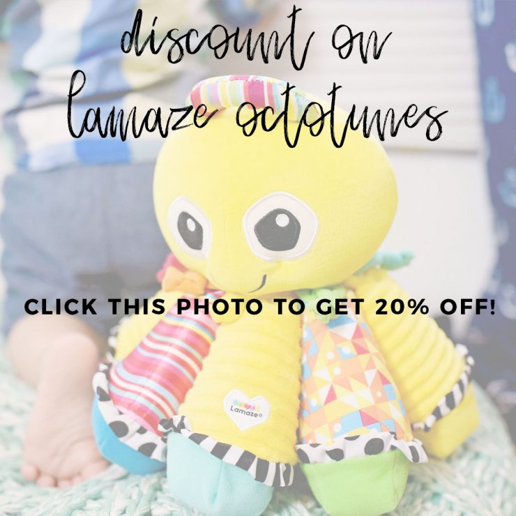 Learning with Lamaze Toys