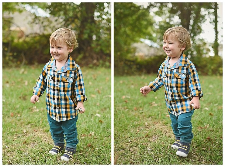 Fall Toddler Style