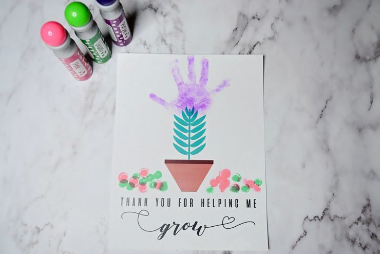 image about Thanks for Helping Me Grow Free Printable known as Thank On your own For Aiding Me Improve Free of charge Printable Sarah Halstead