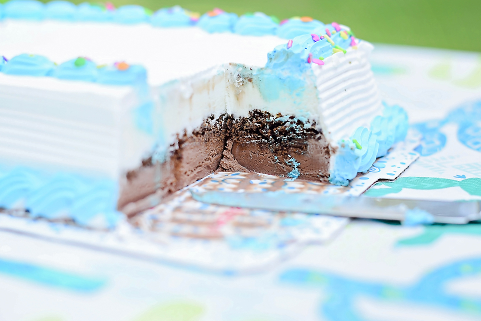 I Love Ice Cream Cakes