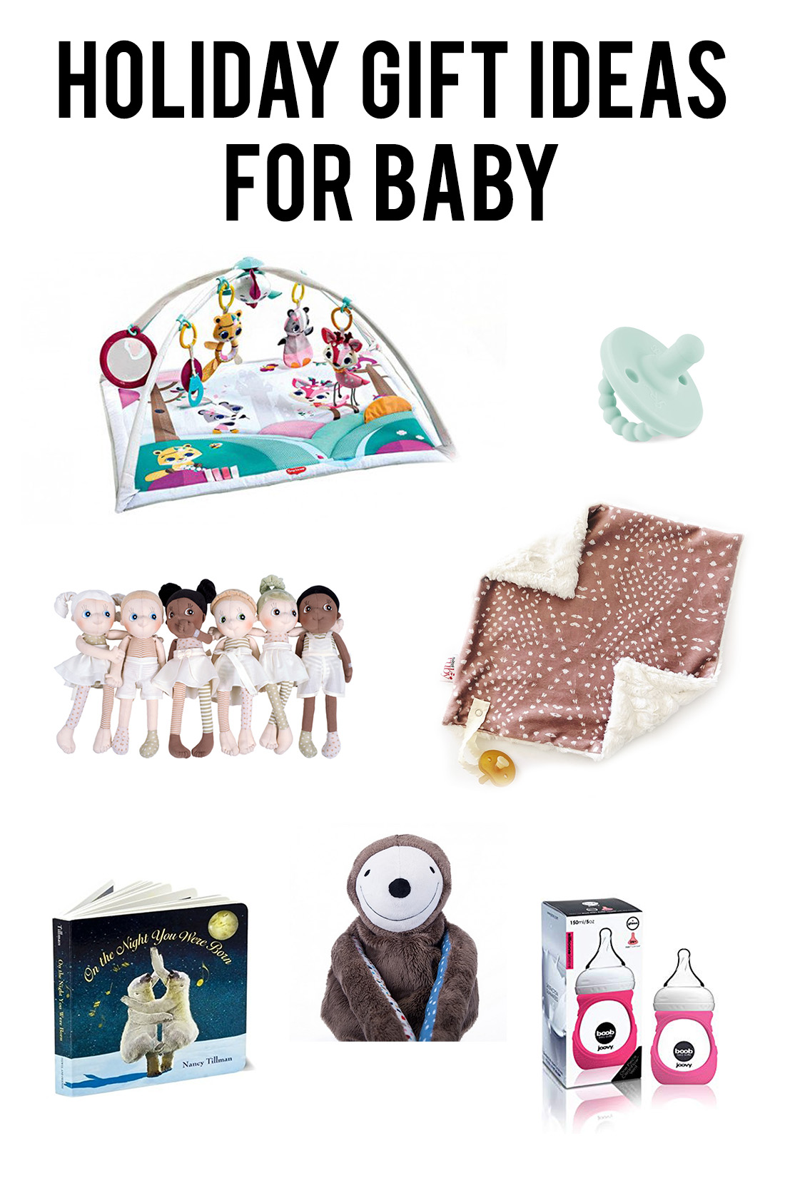 Holiday Gift Ideas For Baby
