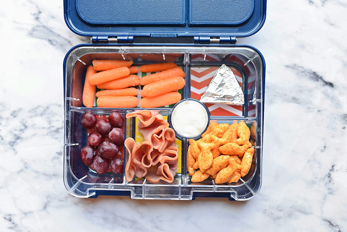 Bento Box Snack Ideas