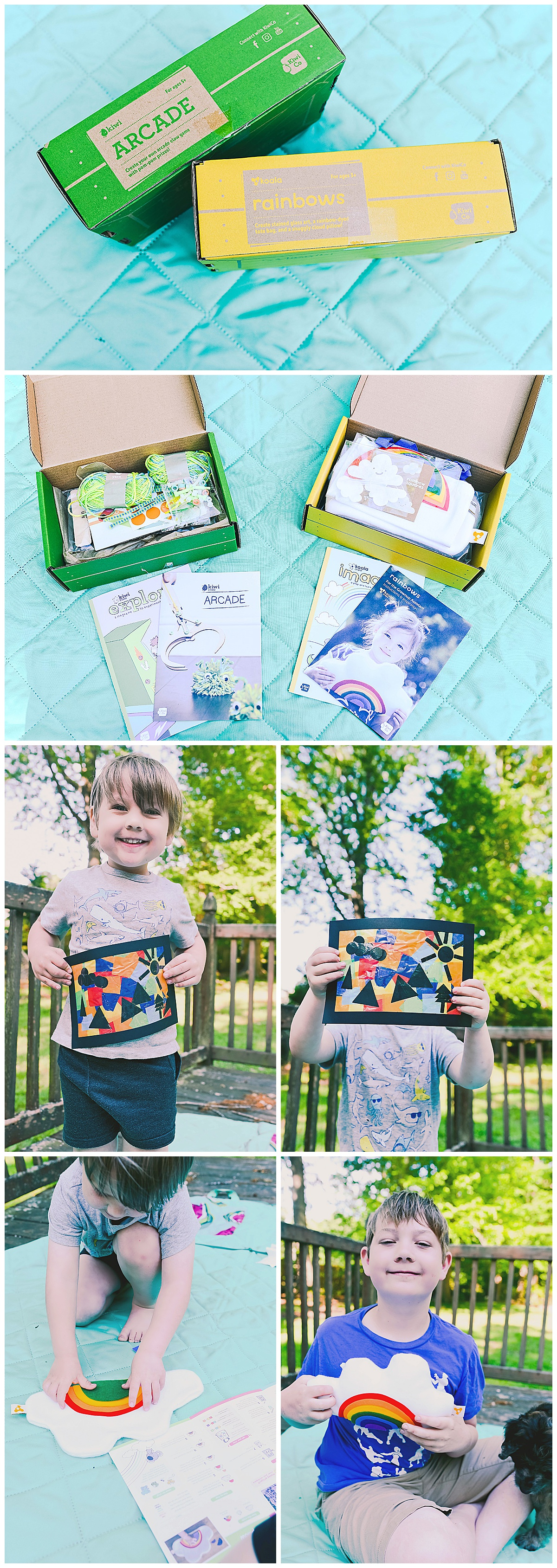 Family Springtime Fun Ideas