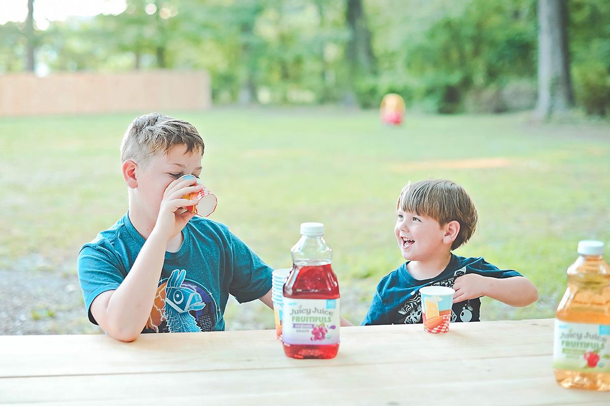 Backyard Picnic - Fun Backyard Activities