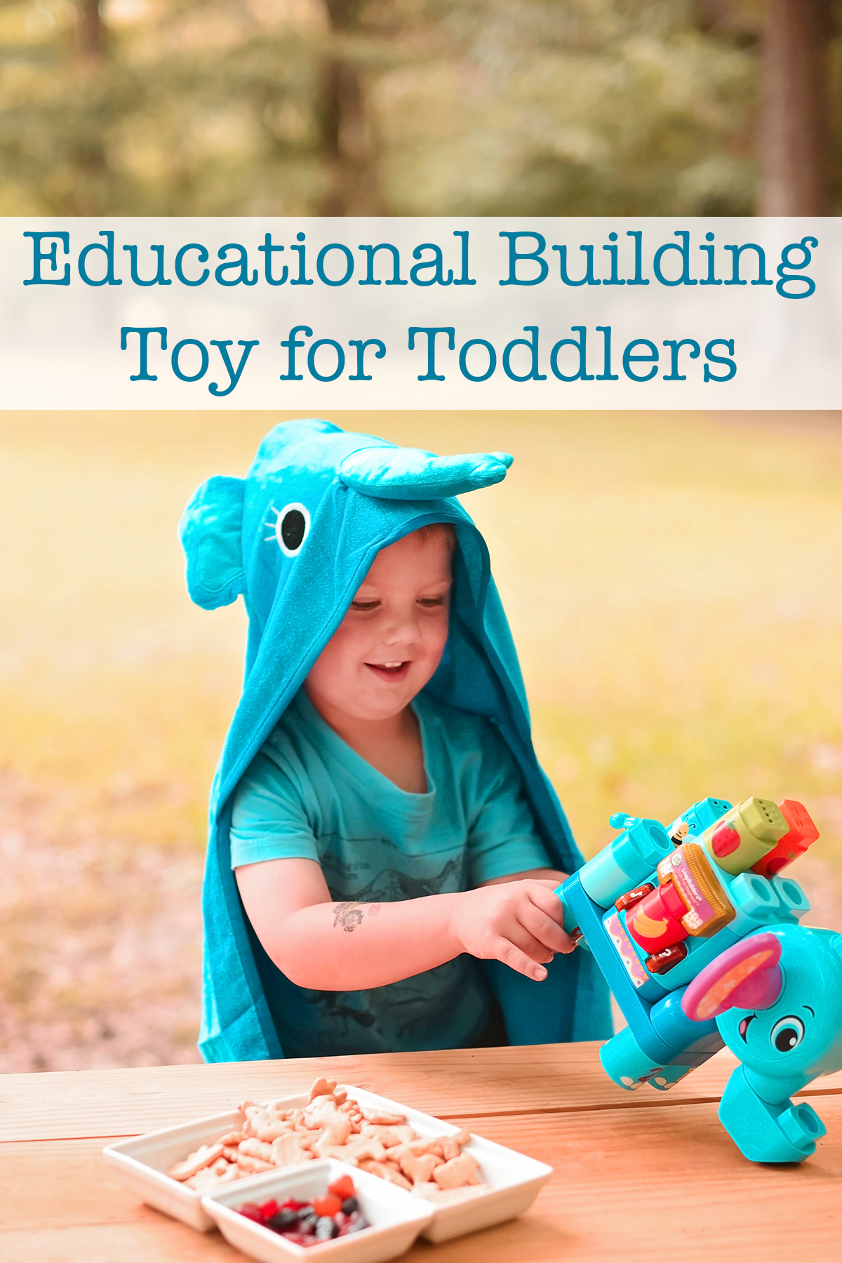 Educational Building Toy for Toddlers